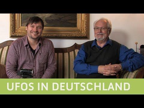 UFOs in Deutschland - Illobrand von Ludwiger stellt aktuelle Sichtungsfälle vor   ExoMagazin