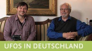 UFOs in Deutschland - Illobrand von Ludwiger stellt aktuelle Sichtungsfälle vor | ExoMagazin