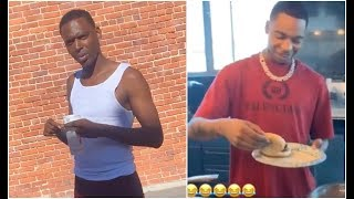 Young Dolph and Key Glock Get ROASTED By Handicap Man Rappers Getting ROASTED VOL.2