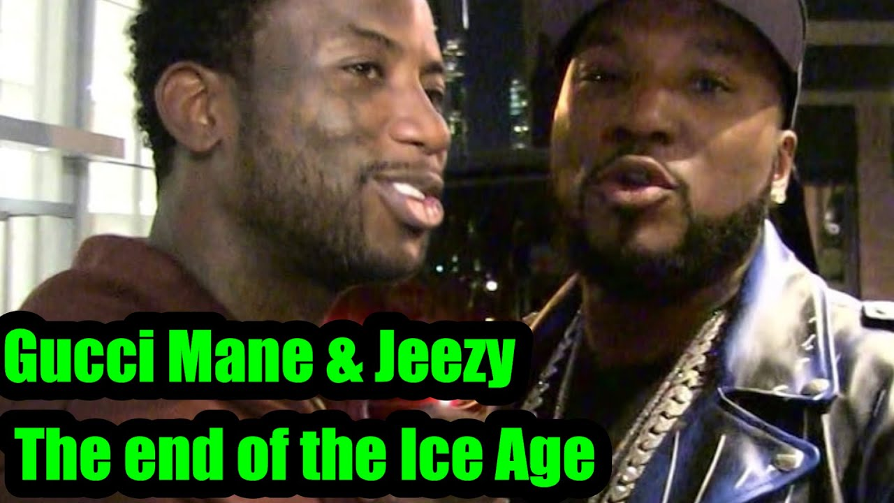 Gucci Mane and Jeezy: The end of the Ice Age