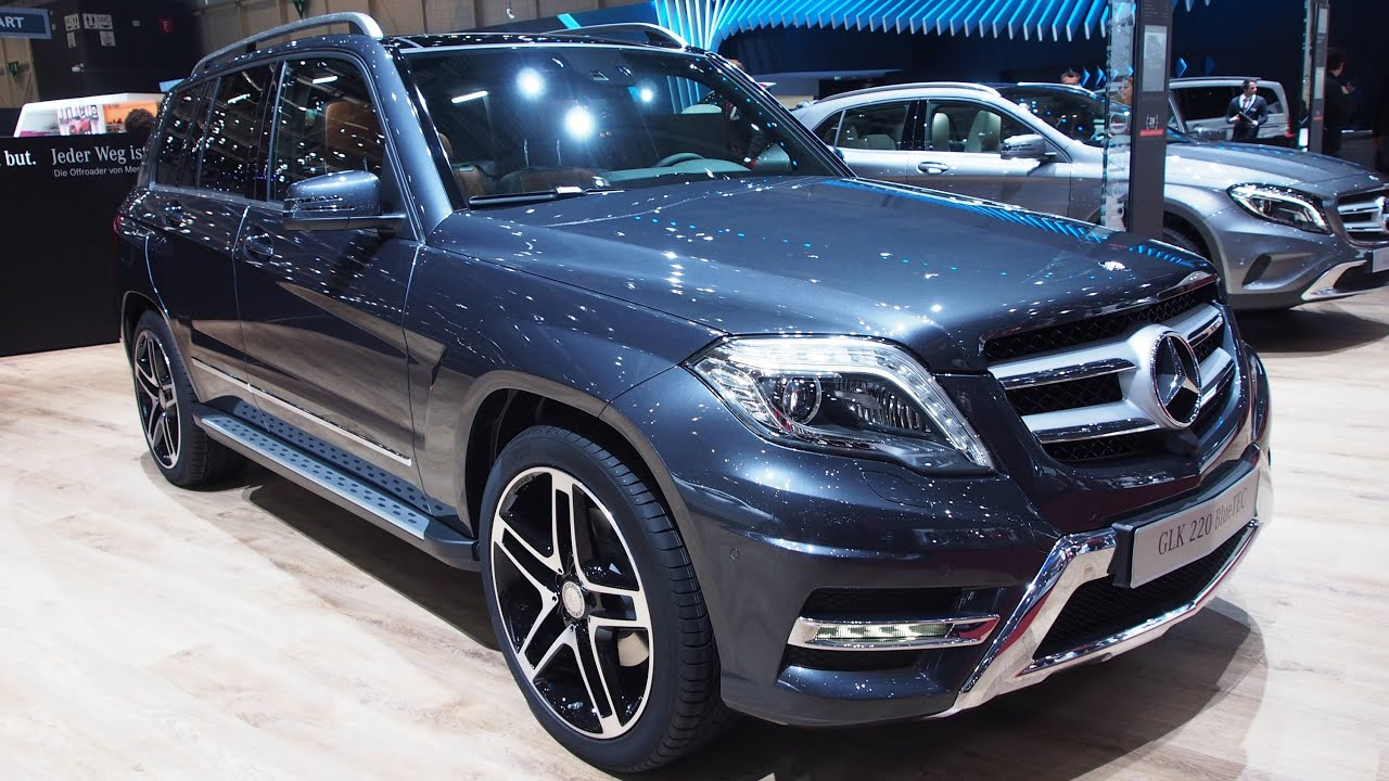 Mercedes 4 Matic >> 2015 Mercedes GLK 220 CDI BlueTEC 4Matic - Exterior and Interior Walkaround - YouTube
