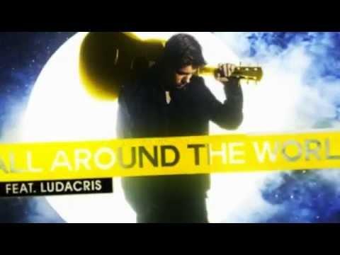Justin Bieber - All Around The World ft. Ludacris (New) 2012