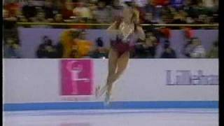 Tonya Harding 1994 Olympic LP