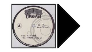 Black Fibre featuring Donna Blakely - You Can Lift Me Up