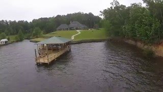 Toledo Bend Waterfront Real Estate For Sale in Many, LA
