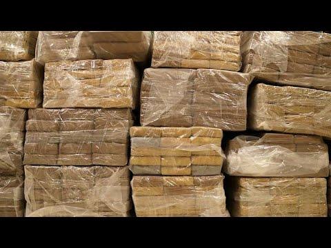 В Одессе изъяли рекордную партию кокаина