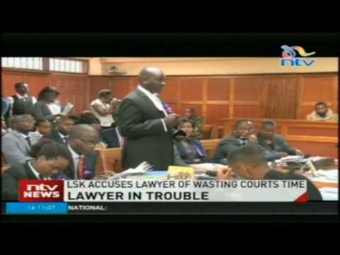 Lawyer Cliff Ombeta ordered to produce medical documents over absence from court