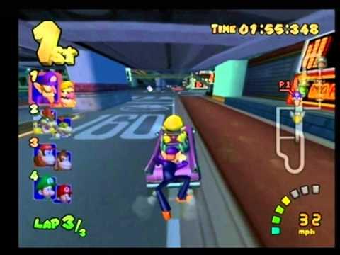 how to win in mario kart double dash