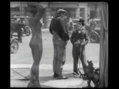 City Lights Part 1 - Charli Chaplin's