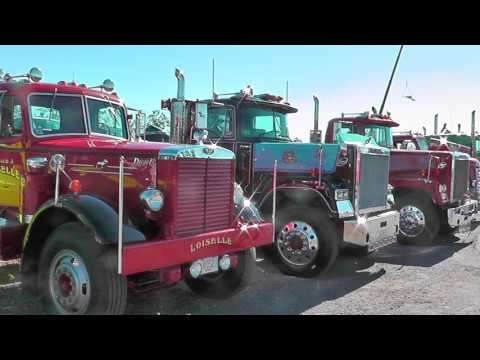 Cappello Heavy Transport's Crush ALS Truck Show