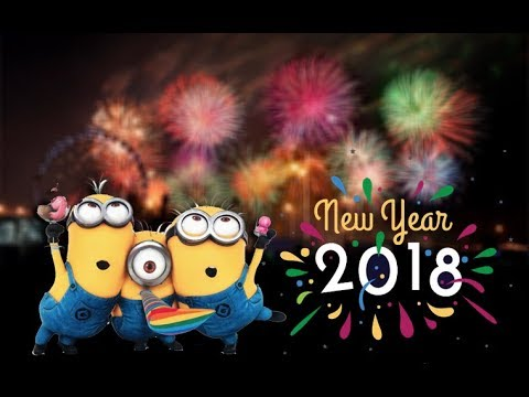 Funny Minions Merry Christmas 2018