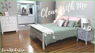 CLEAN WITH ME | Master Bedroom & Ensuite