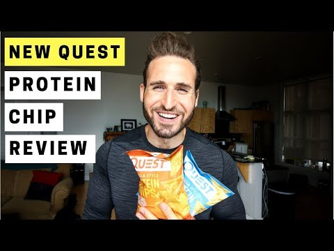 Quest Protein Chips Review! Are The New Protein Tortilla Chips Any Good?