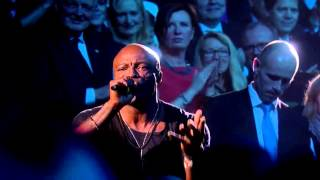 "Seal ""Crazy "" 2012 Nobel Peace Prize Concert"