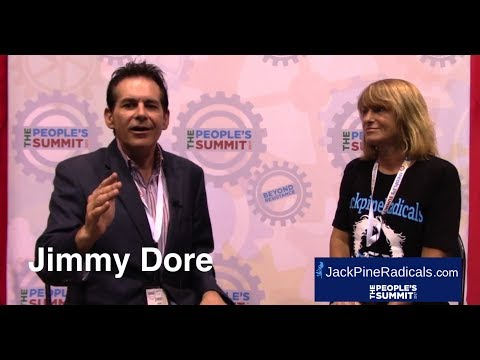Jimmy Dore on Jimmy Dore and more - JPR Interview