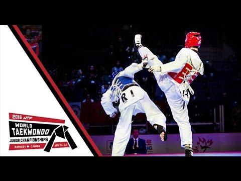 [Final | Male -51kg] JANG Jun (KOR) vs.  SAFARI SOUMEEH Ebrahim (IRI)