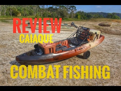 3f0c332bd Review Caiaque Combat Fishing - Brudden Nautica - YouTube