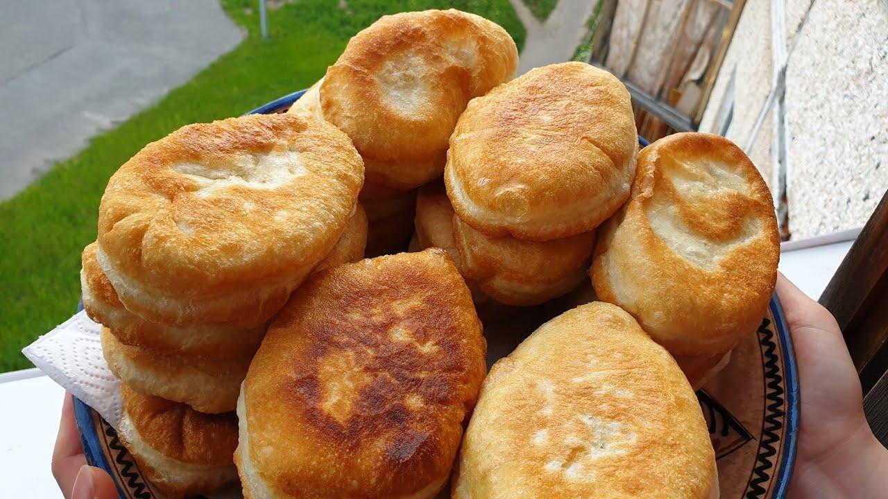 Пирожки с Картошкой (домашные)