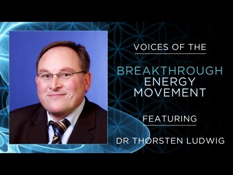 Voices of the Breakthrough Energy Movement Dr Thorsten Ludwig