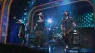 Simple Plan - I'd do anything (live at Conan Show)