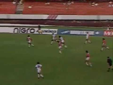 São Paulo 1 x 2 Santos (Camp. Brasileiro 1991)