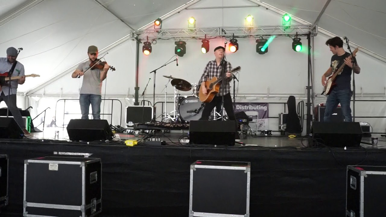 Wild Colonial Bhoys - Dayton Celtic Festival 2018