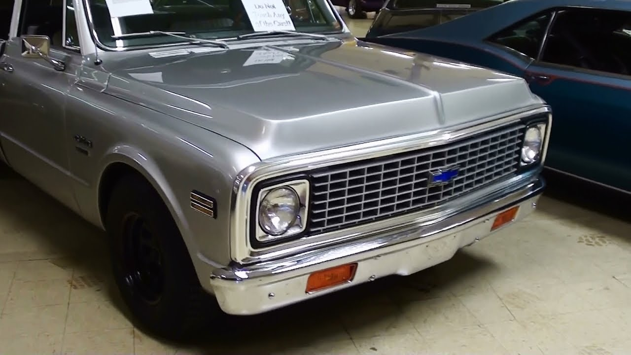Watch on 1972 chevy c10 for sale craigslist