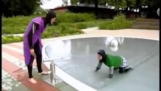 Kai und das Aquarium