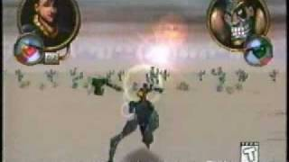Wild 9 Playstation Commercial from 1998