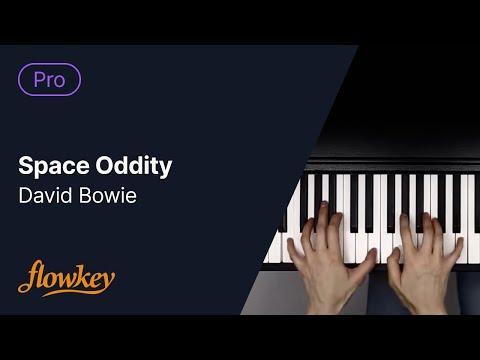 David Bowie – Space Oddity (Beautiful Piano Arrangement)