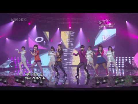 Brown Eyed Girls - L.O.V.E [080215]