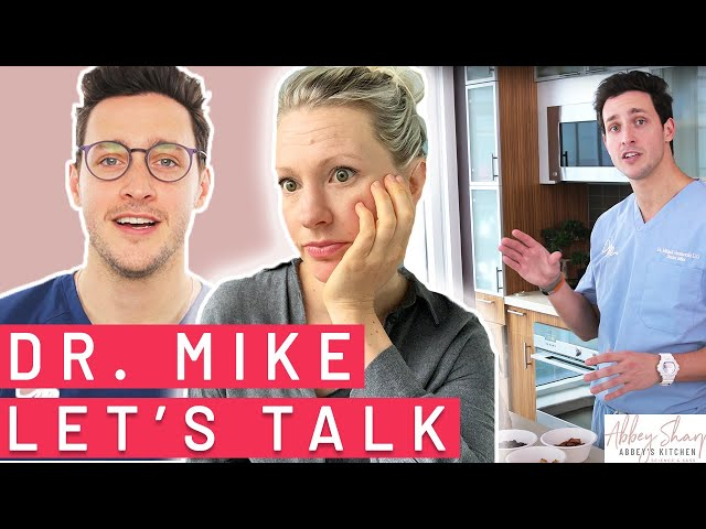 Is DR.MIKE Fat Phobic? Dietitian Reviews his What I Eat in a Day Videos & Diet