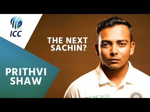 FEATURE: Prithvi Shaw... the next Sachin?