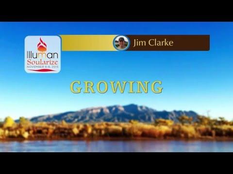 Illuman Soularize 2015: Growing by Fr. Jim Clarke