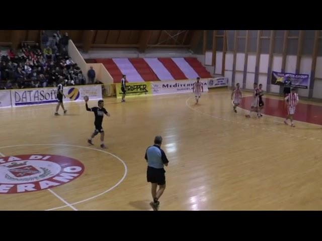 Serie A1M [10^]: Teramo - Romagna 24-26