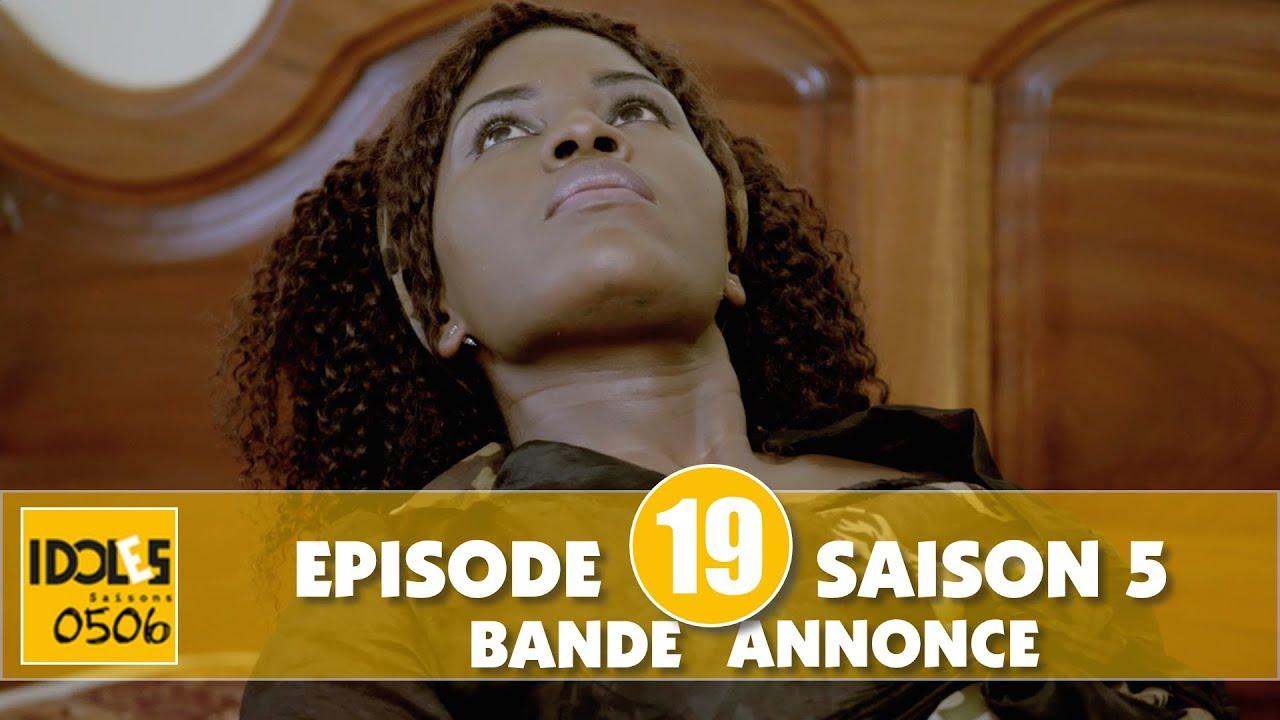 IDOLES - saison 5 - épisode 19 : la bande annonce