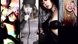 ANTY the 紅乃壱 - SO SHOCK! feat.蝶々,Lil'PATRA,aica