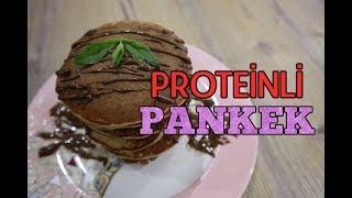 Proteinli Pankek  #FitTarifler