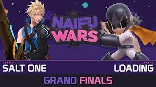 Grand finals of Naifu Wars #21! This event had 127 entrants. Full r...