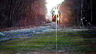 Winamac and Southern Railroad Part 2 Camden, IN