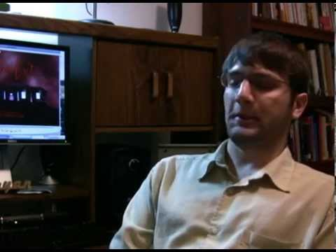 PAPERCUT 1 (2005) Bryan Sanders cast & crew Interview