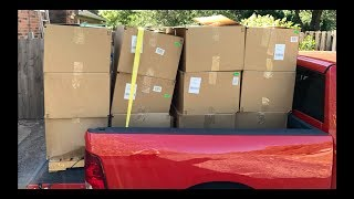 Baixar I bought a $4,500 Amazon Customer Returns Tools & Home Pallet with 5 HUGE Mystery Boxes