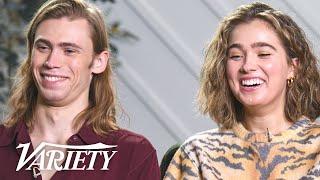 Haley Lu Richardson, Owen Teague discuss 'Montana Story' at TIFF 2021
