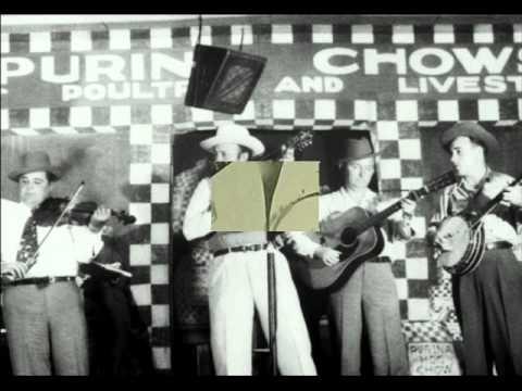 Bill Monroe and The Bluegrass Boys - Bluegrass Breakdown (Original)