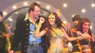Sanjay Dutt Amazing Dance on Saaki Saaki Song At Musafir Movie Music Launch | Bollywood Flashback