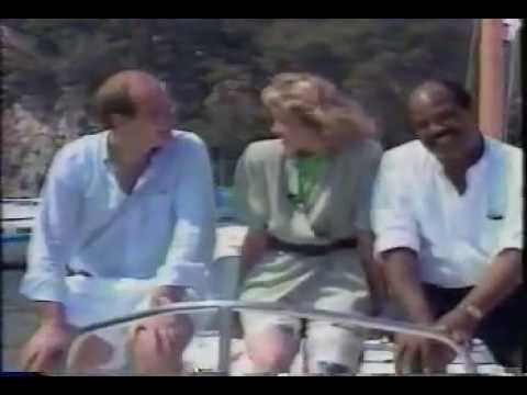 "Mediterranean Getaway - "" Monaco""  w/Paula Zahn, and Harry  Smith"