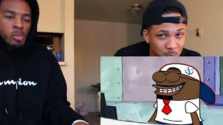 Customers be like (feat. Reggie Couz) - Reaction