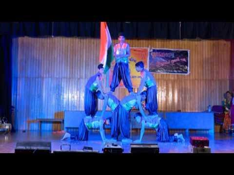 Deshbhakti dance by little staar group