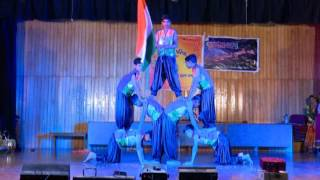 Deshbhakti dance by little staar group