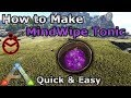 How To Make MindWipe Tonic | Reset Engrams & Stats | Ark: Survival Evolved